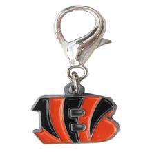 Cincinnati Bengals Logo Dog Collar Charm