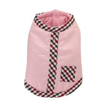 Classic Chic Dog Jacket by Dogo - Pink
