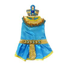 Cleopatra Dog Costume - Blue