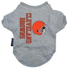 Cleveland Browns Dog T-Shirt