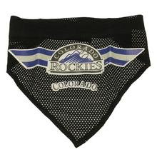 Colorado Rockies Mesh Dog Bandana