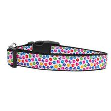 Confetti Paws Dog Collar