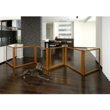 Convertible Elite Pet Gate - 6 Panel