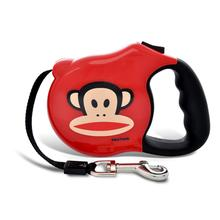 Core Julius Red Retractable Dog Leash