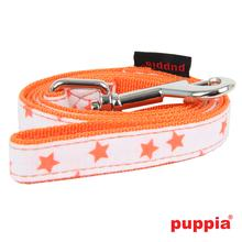 Cosmic Dog Leash by Puppia - Orange