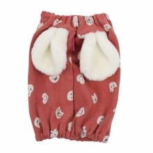 Cottontail Dog Snood by Pinkaholic - Orange