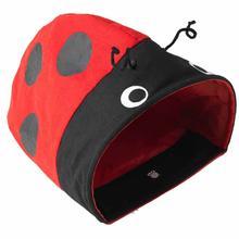 Crinkle Cat Cave - Ladybug