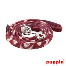 Cupid Dog Leash by Puppia - Wine