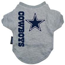 Dallas Cowboys Dog T-Shirt