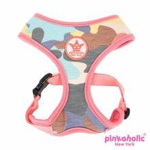 Delta Adjustable Dog Harness by Pinkaholic - Pink