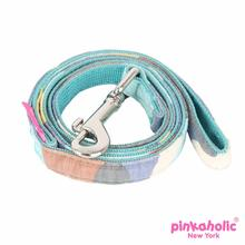 Delta Dog Leash by Pinkaholic - Aqua