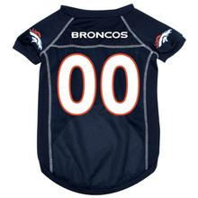 Denver Broncos Dog Jersey - Blue