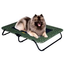 Designer Pet Cot - Sage bone