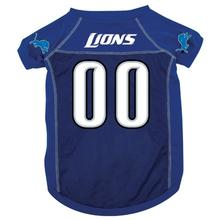 Detroit Lions Dog Jersey