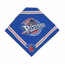 Detroit Pistons Dog Bandana