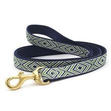 Diamond Stripes Dog Leash by Up Country.