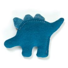 Dino the Eco-Hemp Dog Toy