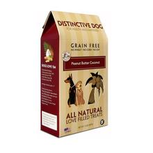 Distinctive Dog All Natural Dog Treats - Peanut Butter Macaroon