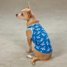 Dog is Good Bolo Dog Tank - Sky Diver Blue