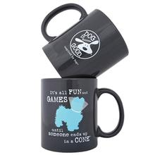 Dog is Good Fun and Games Coffee Mug