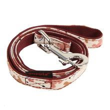 Dog Story Dog Leash by Puppia - Wine
