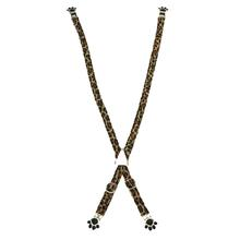 Dog Suspenders - Leopard