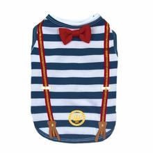 Sailor Boy Dog Tank by Dogs of Glamour
