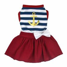 Sailor Girl Dog Dress by Dogs of Glamour