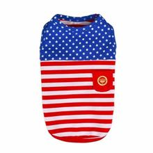 Stars and Stripes Dog Tank by Dogs of Glamour