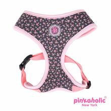 Dogwood Adjustable Dog Harness by Pinkaholic - Dark Gray