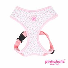 Dogwood Adjustable Dog Harness by Pinkaholic - Off White