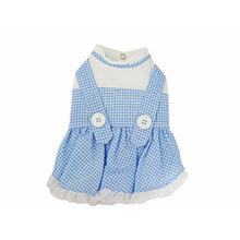 Dorothy Dog Costume Dress - Blue