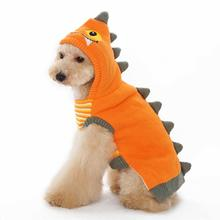 Dragon Dog Sweater by Dogo - Orange