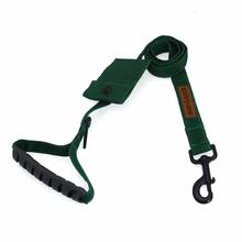 Eco-Lucks Solid Green Dog Leash