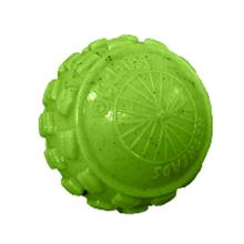 Ecolast High Roller Ball Dog Toy by Cycle Dog - Green