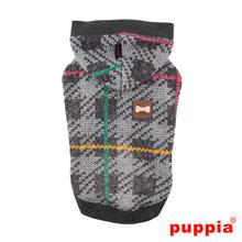 Eldric Hooded Dog Shirt by Puppia - Mellange Gray