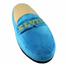 Elvis Blue Suede Shoe Plush Dog Toy