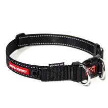 EzyDog Double Up Dog Collar - Black