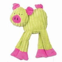 FlopRageous Dog Toy - Peaches the Pig