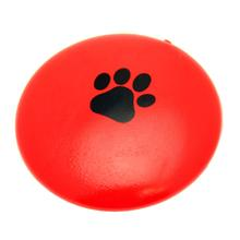 Flying Disc Dog Toy - Red