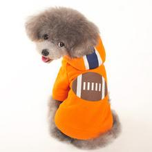 Football Dog Sweatshirt by Dogo