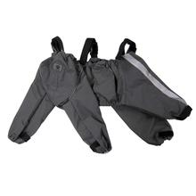 FouFou Dog Bodyguard Dog Pants - Gray
