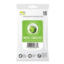 FouFou Dog Pet Wipes - Appletini