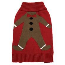 FouFou Dog Ugly Christmas Dog Sweater - Gingie