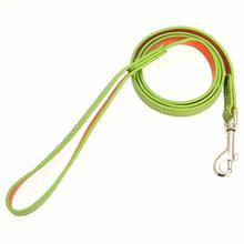 FouFou Reversible Dog Leash - Green/Orange