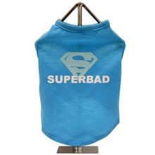 FouFou Slogan Dog Tank - Superbad