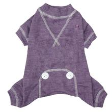 FouFou Thermal Dog Pajamas - Purple