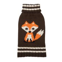 Fox Dog Sweater by Fab Dog