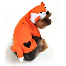 Fox Halloween Dog Costume by Anit - Orange