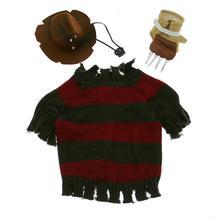 Freddy Krueger Dog Costume